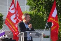 Ian Brossat, chef de file du PCF aux élections européennes