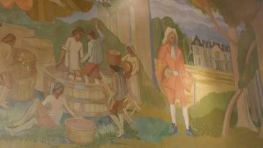 mairie fresque
