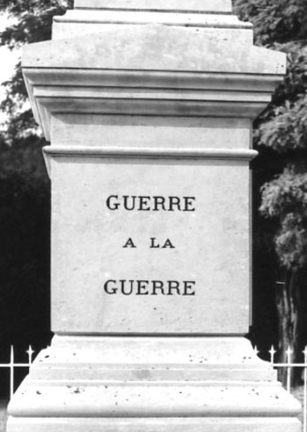 monument aux morts gy