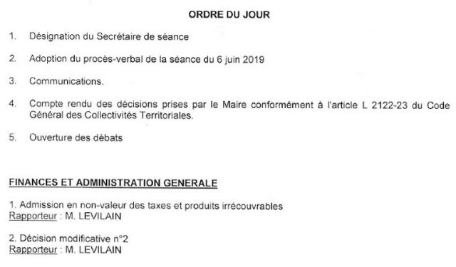 ODJ du CM septembre 2019-1
