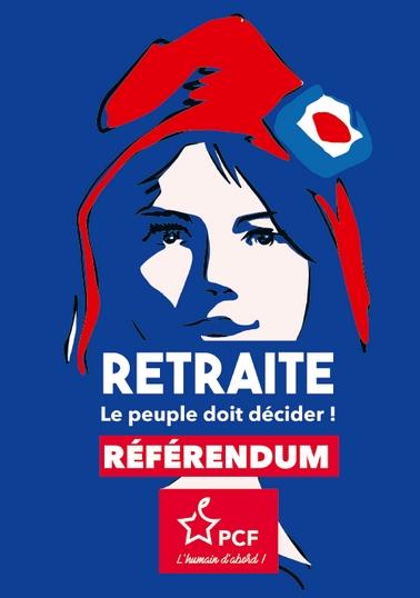 retraite référendum